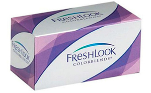 FreshLook ColorBlends 0.00 True Sapphire