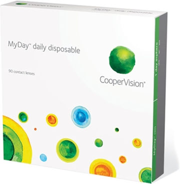MyDay daily disposable (90 pack)