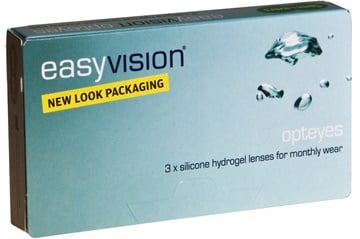 Biofinity 6 Pack (Same as Easyvision Opteyes)