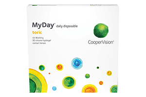 MyDay Toric 90 pack